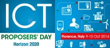 logo ICT Proposers' Day 2014