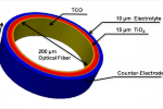 circular 3d model